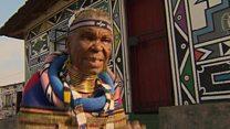 ၈၁ နှစ်အရွယ် တောင်အာဖရိက အနုပညာရှင်