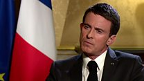 French PM on Paris attacks one year on