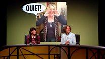 Slipknot singer blown away by Belfast teacher's shouting