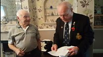 Veteran's Légion d'Honneur sent to Liverpool Costco in error