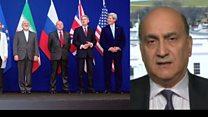 مشاور ترامپ: او خواهان بازبینی در توافق هسته ای با ایران خواهد شد