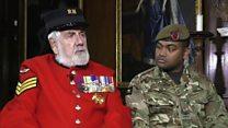 Victoria Cross: 'I wear it with pride'