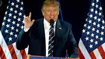 Imvo n'Imvano kw'itorwa rya Donald Trump muri Amerika