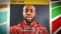 Yaya Toure, kigogo wa Manchester City