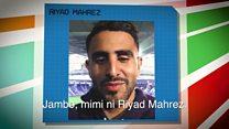 Riyad Mahrez, nguzo Leicester City