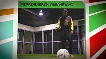Taariikhda Pierre-Emerick Aubameyang