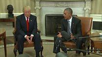 تغییر نگرش دونالد ترامپ به برنامه نظام بهداشتی اوباما
