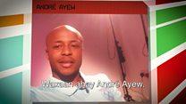 Taariikhda Andre Ayew