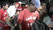 Deadly Pakistan bomb hits Sufi shrine