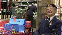 Poppy seller marks 55 years