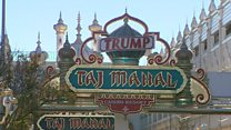 تعطیلی قمارخانه های دوناد ترامپ در آتلانتیک سیتی