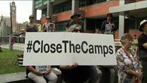 توافق آمریکا و استرالیا برای اسکان پناهجویان در پاپوآ گینه نو و جزیره نائور