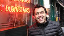 Ronnie O'Sullivan on growing up in Soho