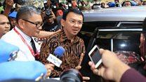 Ahok resmikan posko kampanye Rumah Lembang