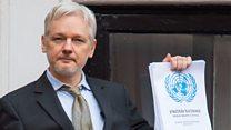 Assange 'rape' case: The story so far