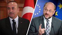 از رؤیای عضویت تا صحبت از تحریم؛ دستگیریهای گسترده، روابط ترکیه با اروپا را سرد کرده