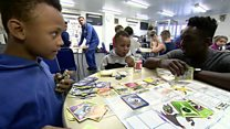 Children in Need: Card game packs a punch