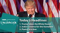 Trump arranca para surpreendente vitória nos EUA