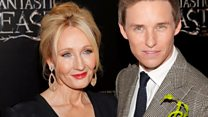 J.K. Rowling picks unknown singer for film