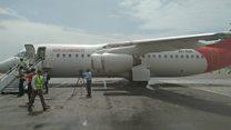 Air Djibouti oo bilawday duulimaadkii ugu horeeyay ee Muqdisho