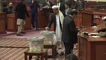 استیضاح ۴ وزیر در افغانستان
