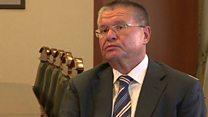 2015: Ulyukayev on corruption in Russia