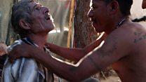 Meksika ucqarlığında Amerikanı heroinlə təchiz edən fermerlər
