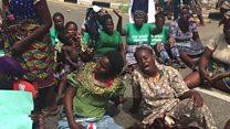 An raba dubban mutane da muhallansu a Lagos