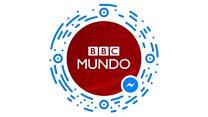 Te mostramos cómo suscribirte a BBC Mundo en el Messenger de Facebook
