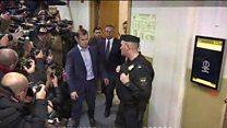 ТВ-новости: ближний круг Путина сужается, и Улюкаев оказался за его пределами