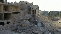 Aleppo: Monument to a conflict