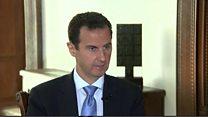 """الأسد: نأمل في أن يكون ترامب حليفا في محاربة """"الإرهاب"""""""