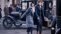 J.K. Rowling jadi penulis film Fantastic Beasts 'karena kecelakaan'