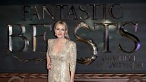 JK Rowling: 'It's all about the characters'