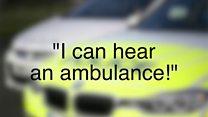 Girl's 999 call saved her mum's life