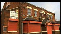Homes plan for murder pub