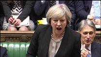 May: Corbyn 'incapable of leading'