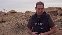 La BBC es el primer medio en entrar a Nimrud, la antigua ciudad asiria destruida por Estado Islámico