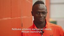 Igihembo cya BBC: Saido Mane