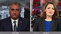 مصاحبه با رضا پهلوی در مورد نامه اخیر او به ترامپ