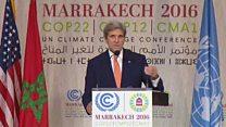 تاکید کشورها بر تعهدات زیست محیطی خود در اجلاس مراکش