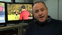 Gareth Charles: 'Enwau newydd ond digon o brofiad i Gymru'
