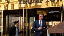 'مسٹر ٹرمپ نیویارک کے مسلمان شہری خدشات کا شکار ہیں'