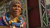 جنوبی افریقہ کی آرٹسٹ ایسٹر مہلانگو