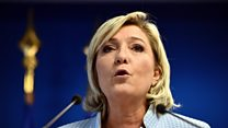 फ्रांस में चुनावी दौड़