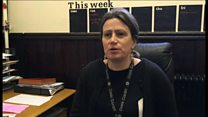 Refugee centre is 'safe place to come'