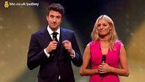 Children In Need pays tribute to Sir Terry
