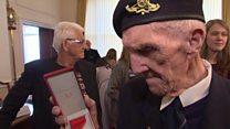 Legion d'Honneur for 'Heroes of Chorley'