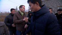 BBC müxbirinin Çinin müstəqil namizədi ilə görüşü əngəllənib