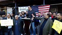 डोनल्ड ट्रंप से अमरीकी मुसलमानों की ग़ुज़ारिश